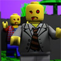 Minifig Zombie